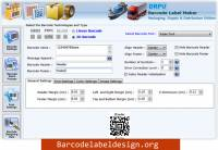 Packaging Barcode Maker screenshot