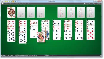 123 Free Solitaire screenshot