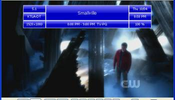 Easy HDTV 64-bit screenshot