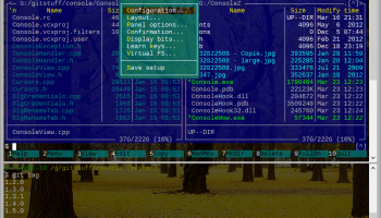 ConsoleZ x64 screenshot