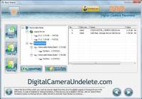 Digital Camera Photo Undelete Software screenshot