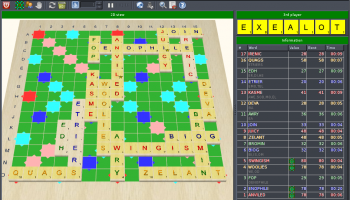 Scrabble3D x64 screenshot