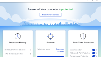 Malwarebytes Anti-Malware screenshot