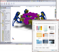 SimLab PDF Exporter for SolidWorks x64 screenshot