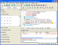 Portable TexMakerX screenshot