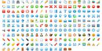 16x16 Free Application Icons screenshot