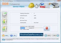 Professional Drive Data Recovery screenshot