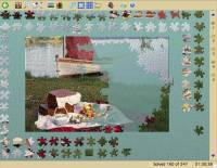 Jigsaws Galore Free Edition screenshot