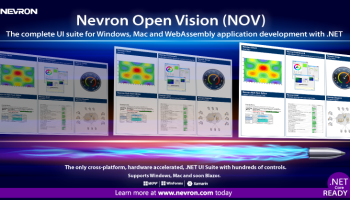 Nevron Open Vision screenshot