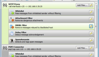 CleanMail Home screenshot