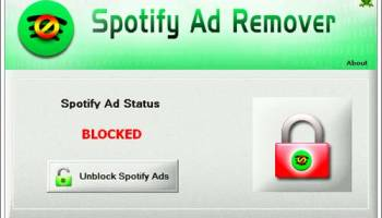 Spotify Ad Remover screenshot