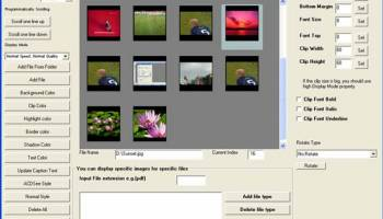 VISCOM Movie Thumbnail  ActiveX SDK screenshot