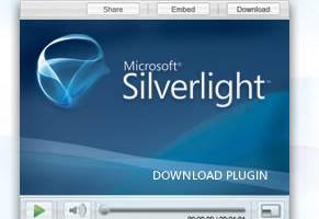 Microsoft Silverlight 4 screenshot