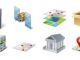 Icons-Land Vista Style GIS/GPS/MAP Icon Set