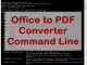 VeryUtils Office to PDF Shell