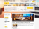 X-Voyage Template for ApPHP Hotel Site
