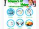 Shopper's Lil' Helper Mobile Website