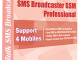 Bulk SMS Broadcaster GSM Professional